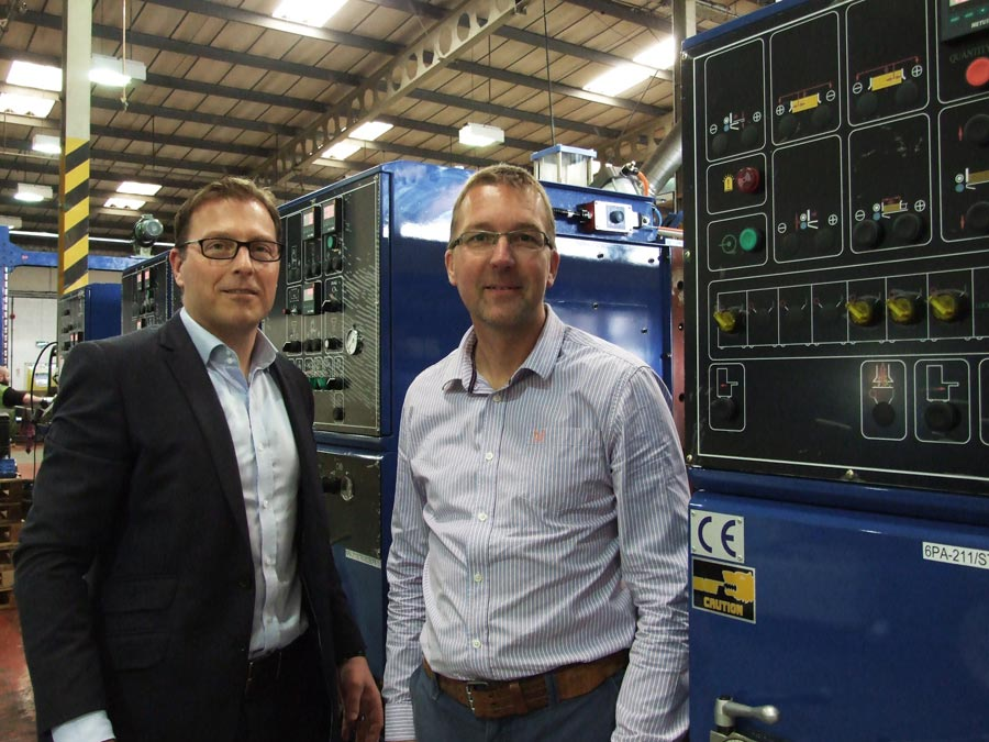 """""""With continued market sector growth in high quality flexographic print and Fencor's proven ability to push the boundaries on behalf of its clients, the time was right to invest in the latest technology in order to continue to meet, and ultimately exceed, our client's print expectations""""  Chris Hall, Fencor Group Business Development Director"""