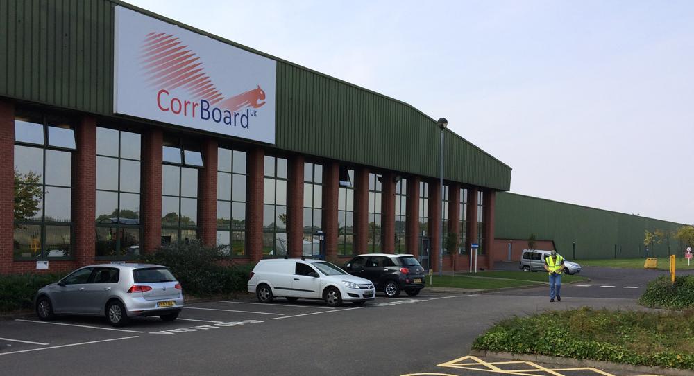 CorrBoard-facade
